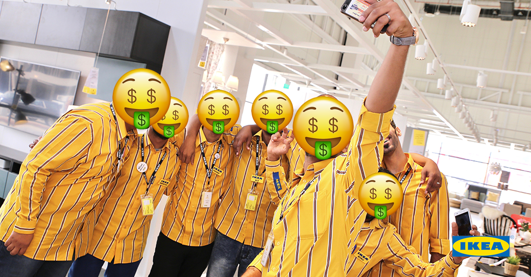 How IKEA tricks your brain into buying more