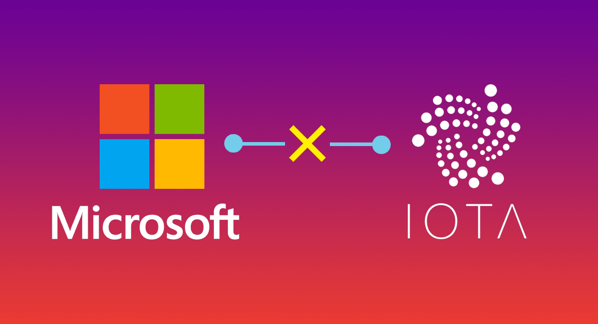 IOTA admits it has no formal partnership with Microsoft