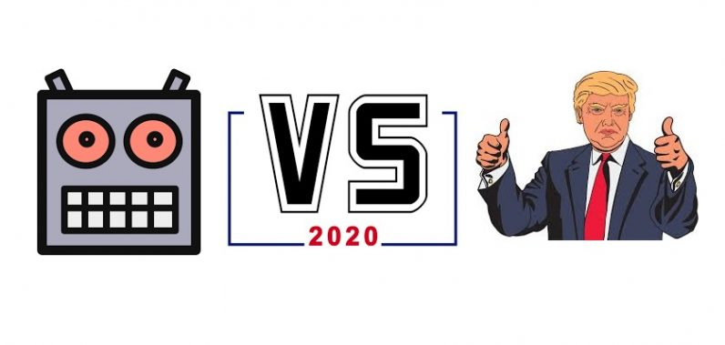 To hell with democrats and republicans: Vote AI in 2020