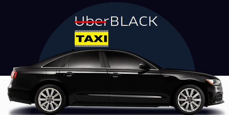 Uber should be regulated as a regular taxi company, top EU