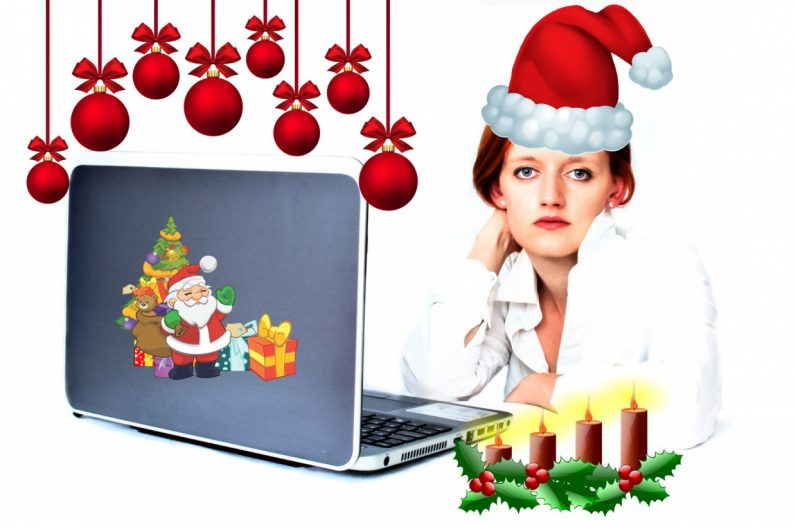 Last minute tips to get your website in the mood for the holidays