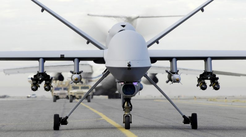 AI weapons will transform war – and they can't be stopped