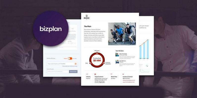 Get your business up and running the right way with Bizplan, and it's less than $70