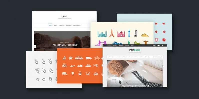 Get a boatload of awesome licensed design assets for life for under $20