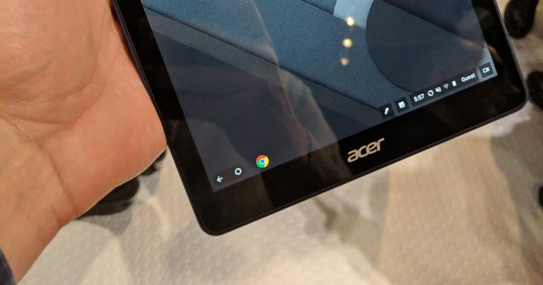 After notebooks, Google is reportedly bringing Chrome OS to tablets