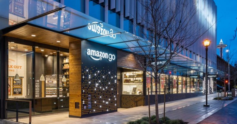Amazon considering opening 3,000 'cashierless' stores