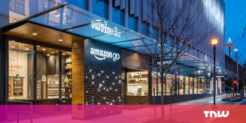 photo image Amazon reportedly plans to open 3,000 cashier-less stores by 2021