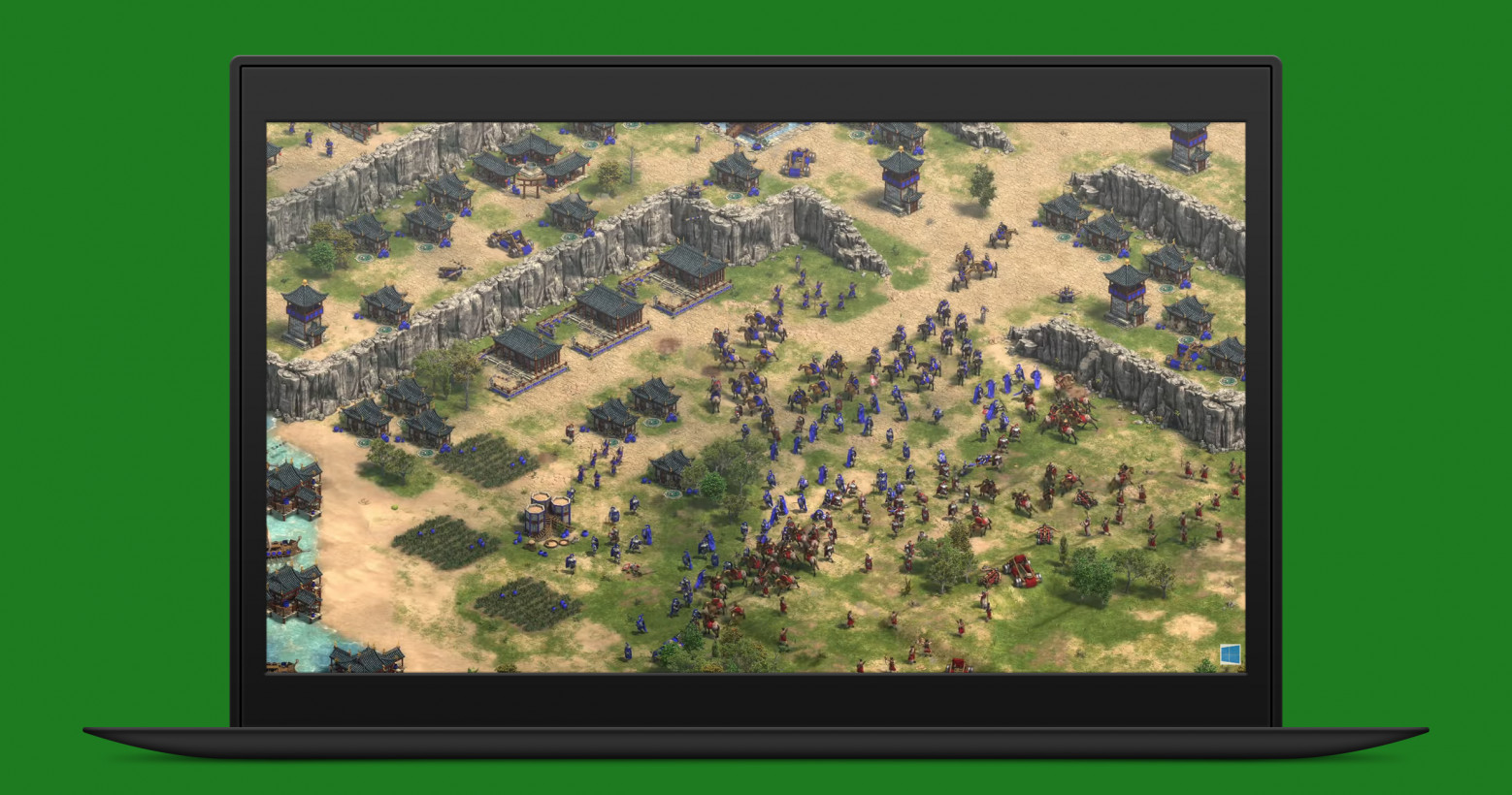 Age of Empires' 4K remaster arrives February 20