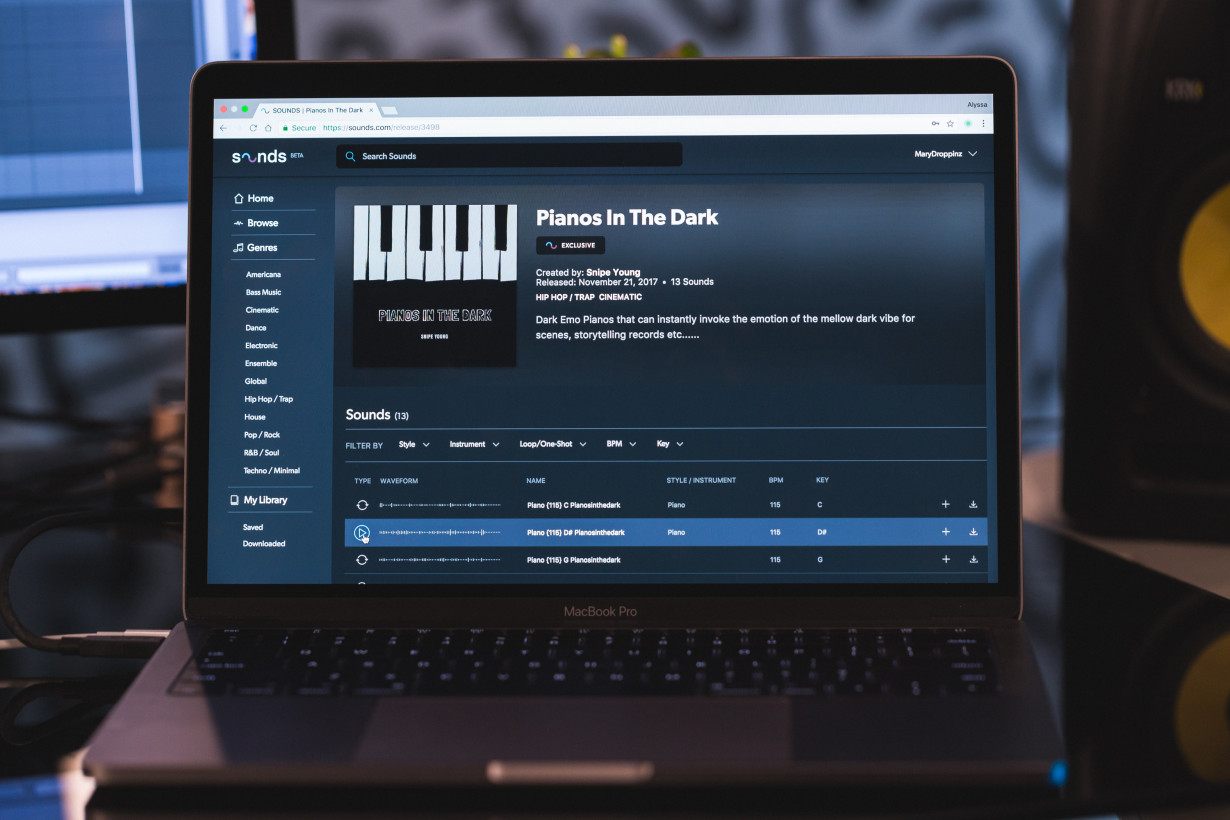 Native Instruments new Sounds com is a music-makers wet dream