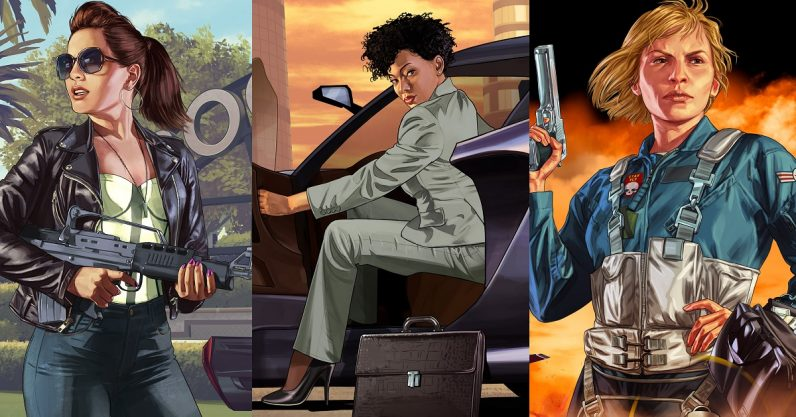 Grand Theft Auto VI needs a female protagonist