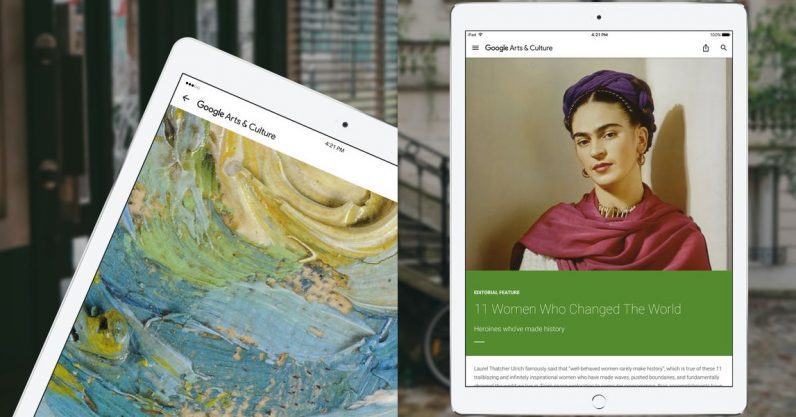 Google's Arts & Culture app only offers art-matching selfie feature to a select few