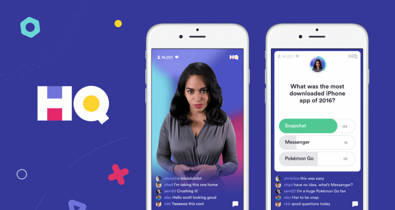 HQ Trivia officially launches UK version