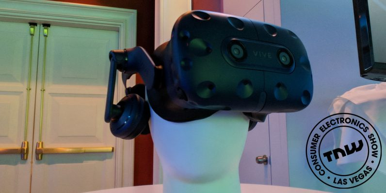 Hands-on: HTC moves to the front of the VR line with new Vive Pro and Vive Wireless Adapter