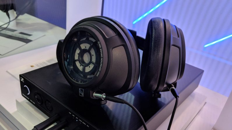 Hands-on: Sennheiser's HD 820 are almost my dream headphones