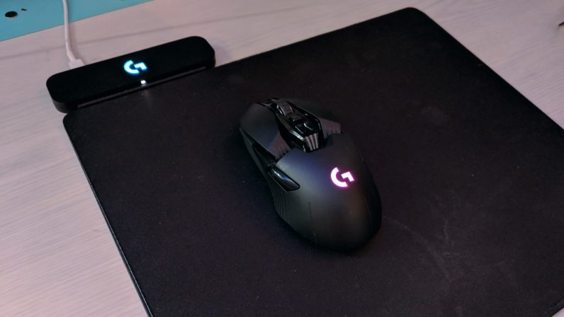 Review: Logitech's PowerPlay means I never have to charge my mouse again