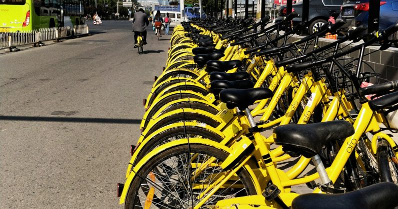 Ofo is partnering with Paytm to bring bike-sharing to India [Update: it's on]