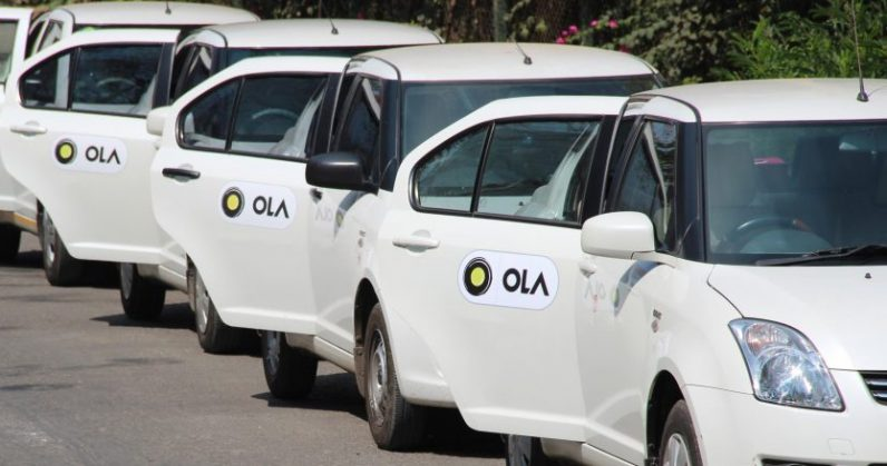 India's Uber rival Ola is reportedly working on assisted driving tech for its cabs