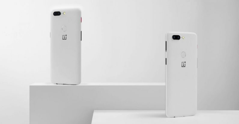 White Sandstone OnePlus 5T arriving on Friday with high-end specs
