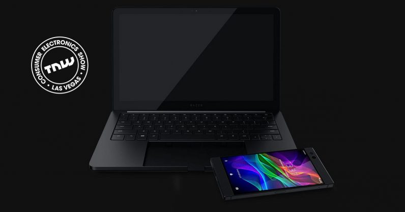Razer's Project Linda turns a phone into a laptop