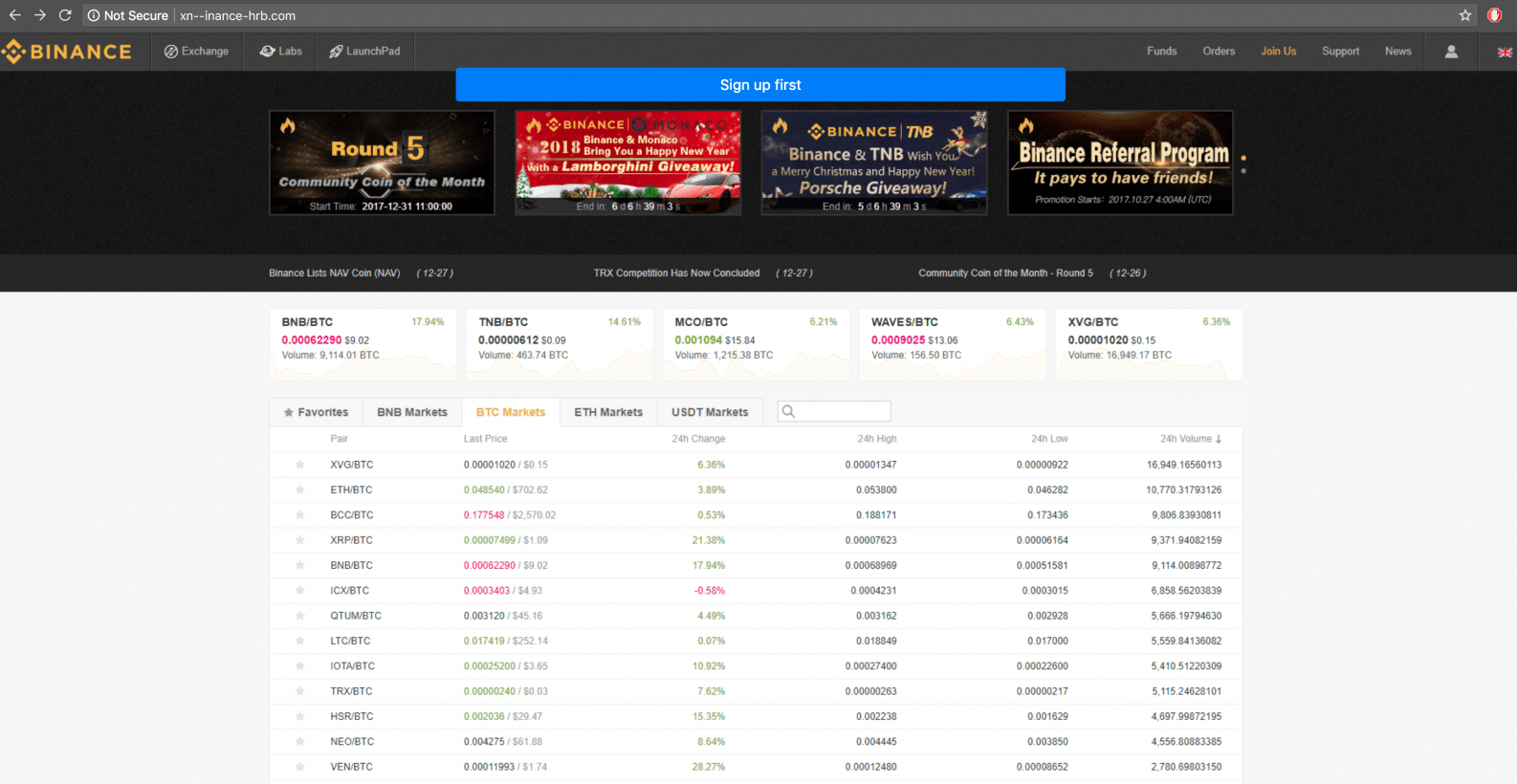 Binance Login Buy Crypto Currency Can Be A Fraud