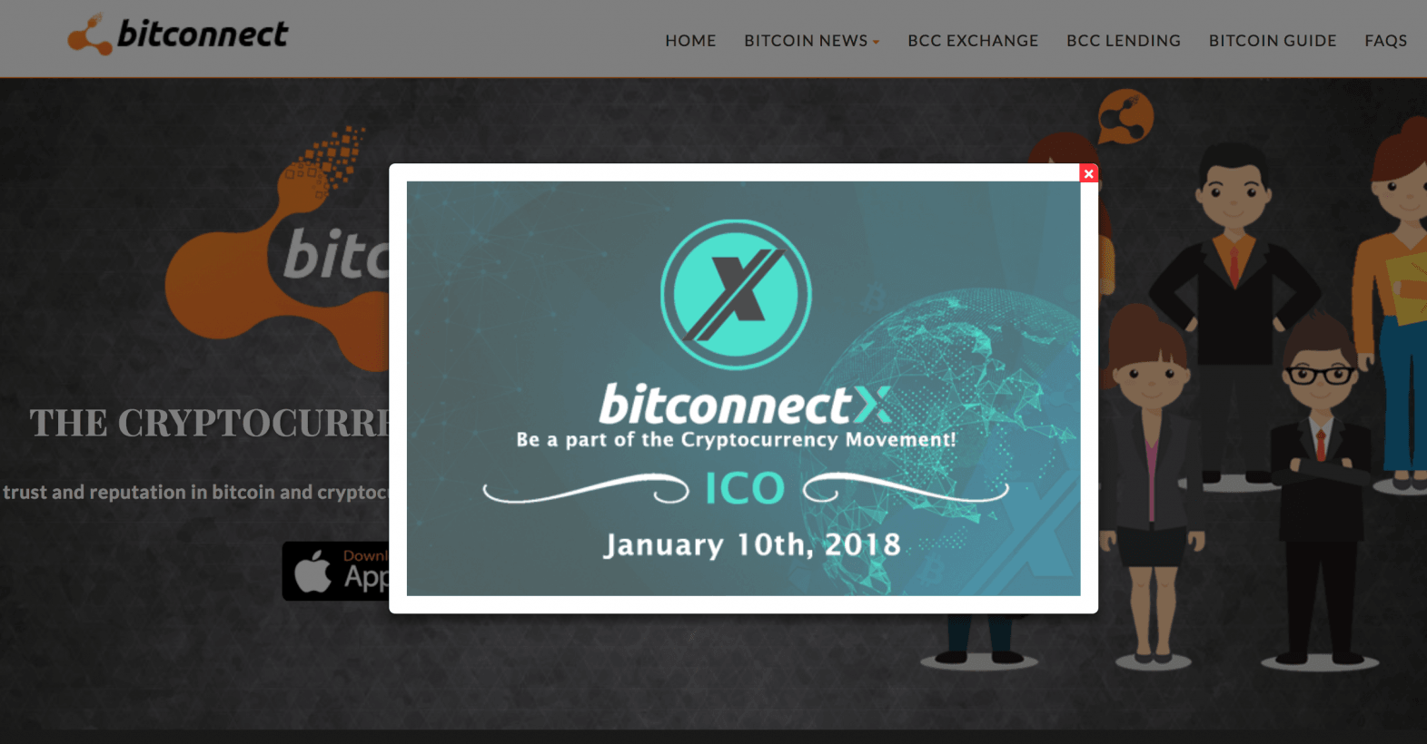Bitconnect Handed A Cease And Desist Order From Texas Securities Board