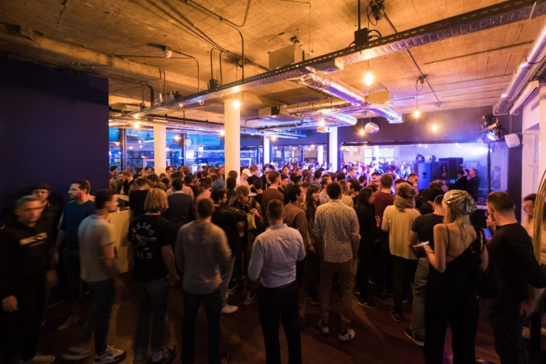 Raise a glass of champagne with industry leaders at TNW Afterhours