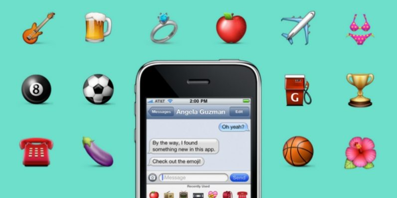 On Apple emoji's 10th anniversary, the intern who designed them tells all