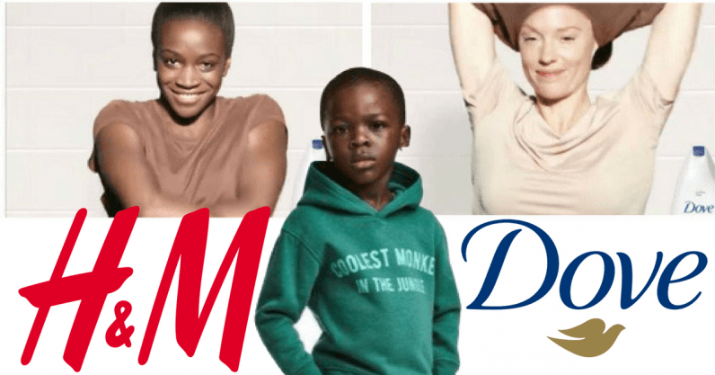 Are brands consciously using racist advertising to 'stand-out'?