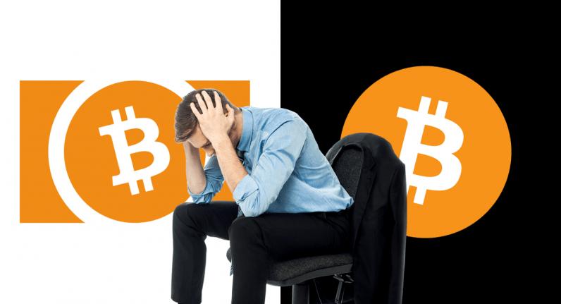 bitcoin, bitcoin cash, overstock, coinbase