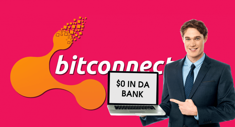 bitconnect, promoters, tracks, server, downtime