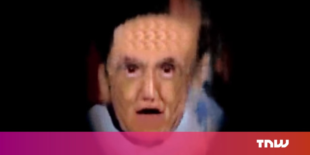 Clever coder uses AI to make disturbingly cool music videos