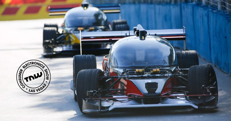 Forget F1 and NASCAR: Robot racing is your new favorite sport