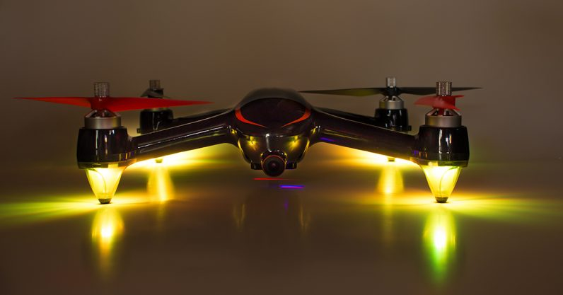 Review: The F200W Shadow is a great GPS drone that's wonderfully quiet