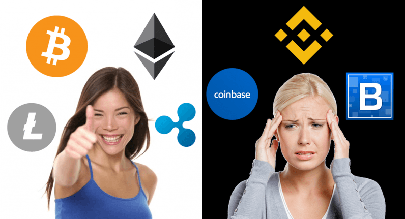cryptocurrency, exchange, binance, coinbase, bittrex