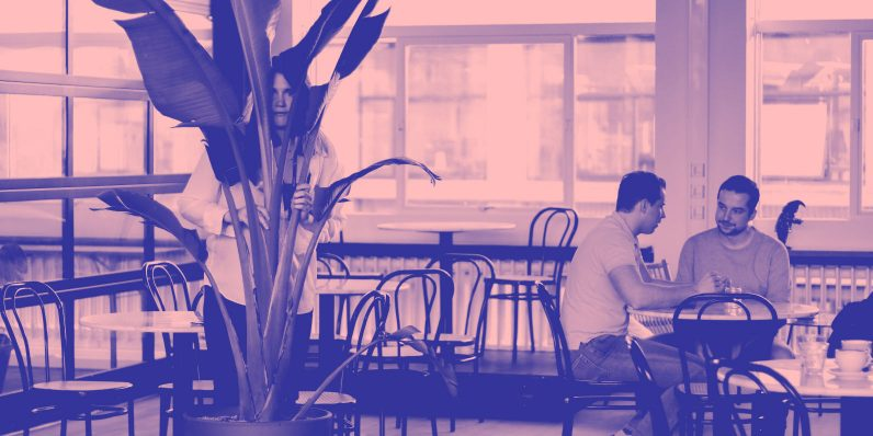 How to survive in a coworking space when you don't like talking to people