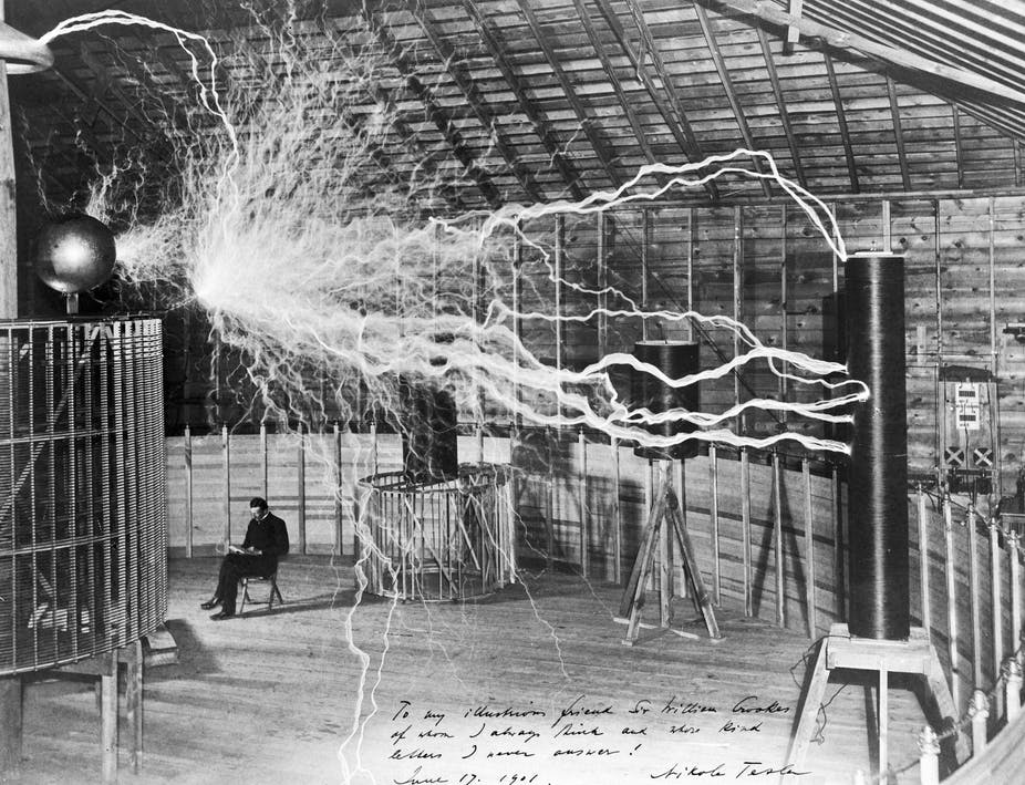 The extraordinary life of Nikola Tesla, a virgin inventor who spoke 8 languages