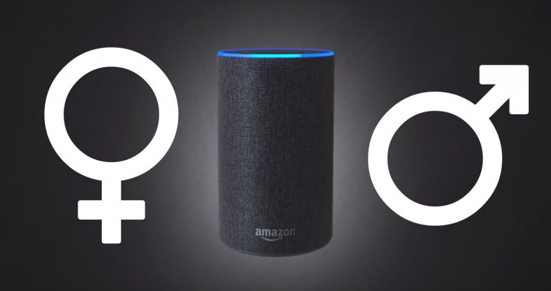 Say it with me: Smart speakers don't have genders