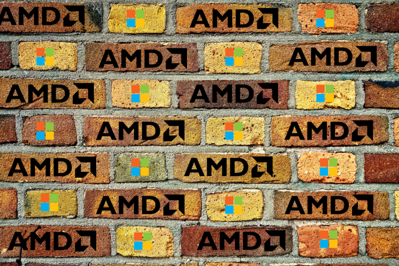 Microsoft pauses patches for AMD devices after bricking people's computers