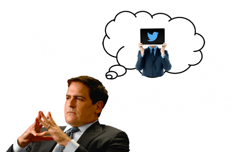 Mark Cuban has a really bad idea for fixing Twitter