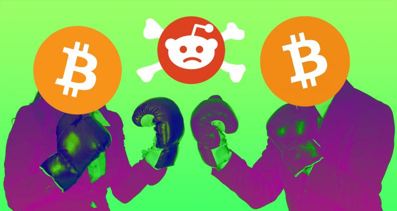reddit, bitcoin, bitcoin cash, hack, stolen
