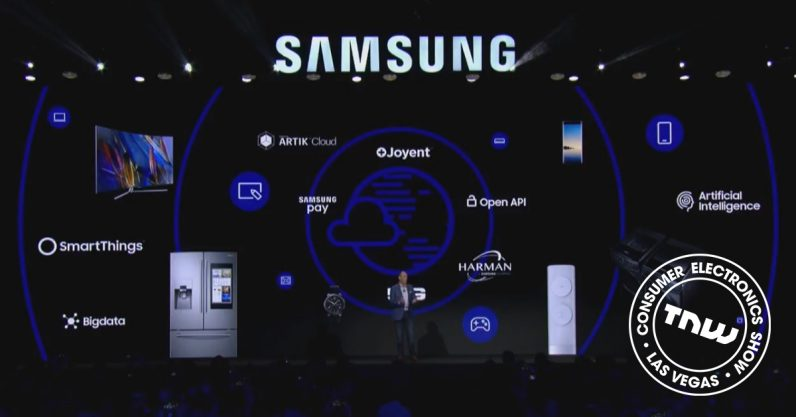 Samsung will put AI in all of its devices and appliances by 2020