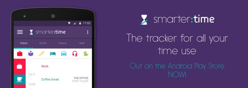 Smarter Time is the ultimate Android time tracking app