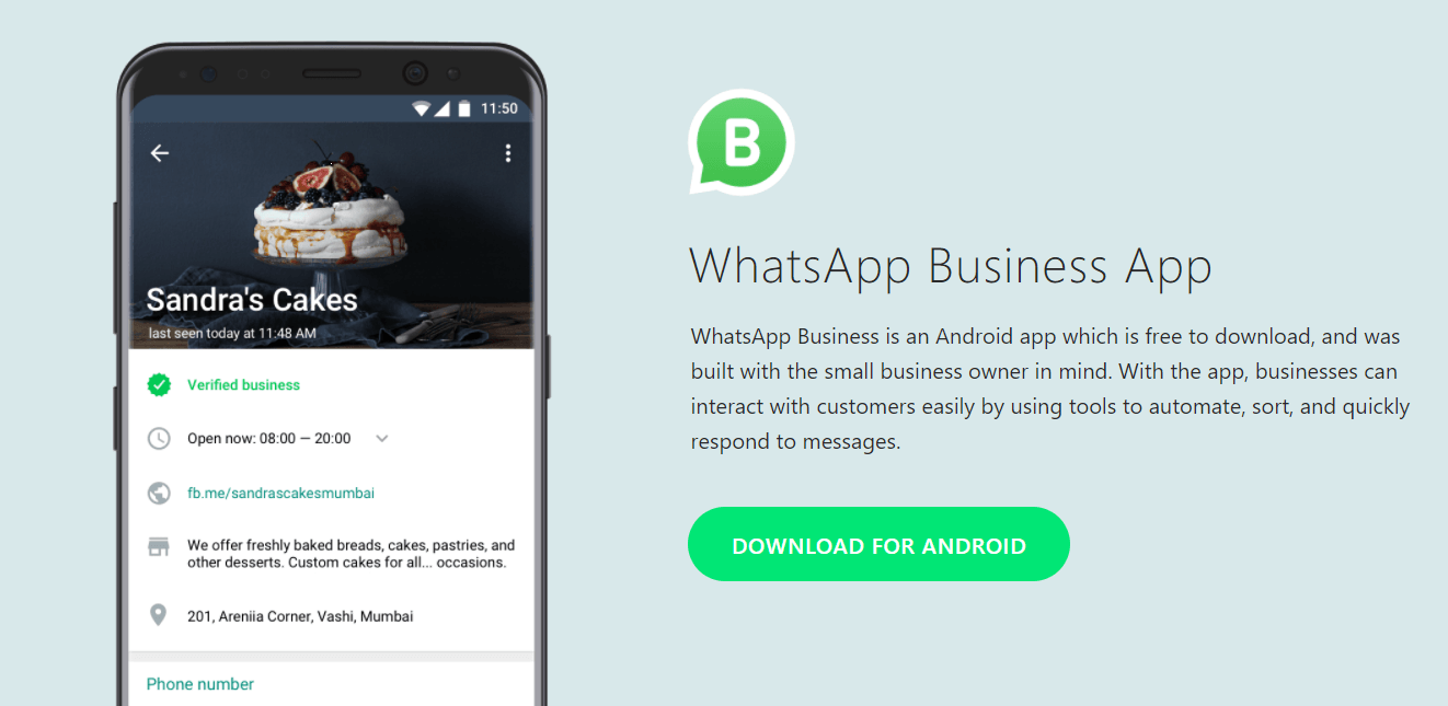 WhatsApp Business finally rolls out for Android — and it's totally free (for now)