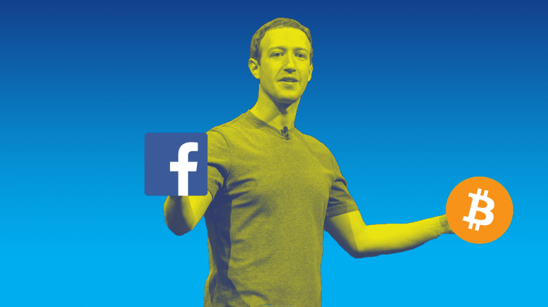 Zuckerberg's 2018 personal challenge involves FB fixes and cryptocurrency