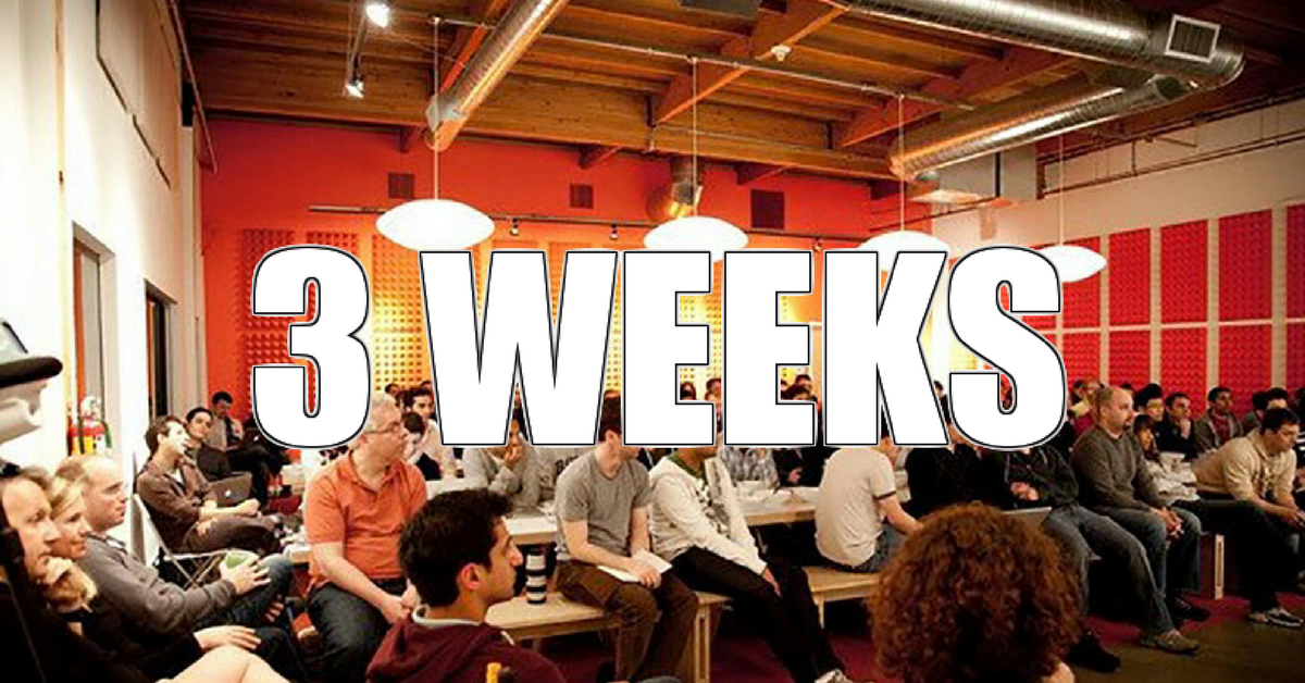 What my team and I have learned in the first 3 weeks of Y Combinator