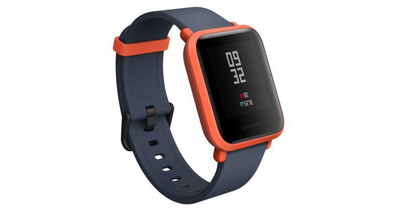 Amazfit's new Bip smartwatch promises 45-day battery life for just $100