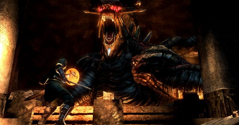 Demon's Souls is a perfect example of why preserving online games is so important