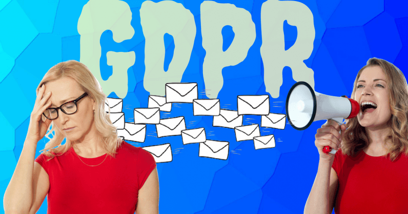 Do's and dont's of sending emails under GDPR
