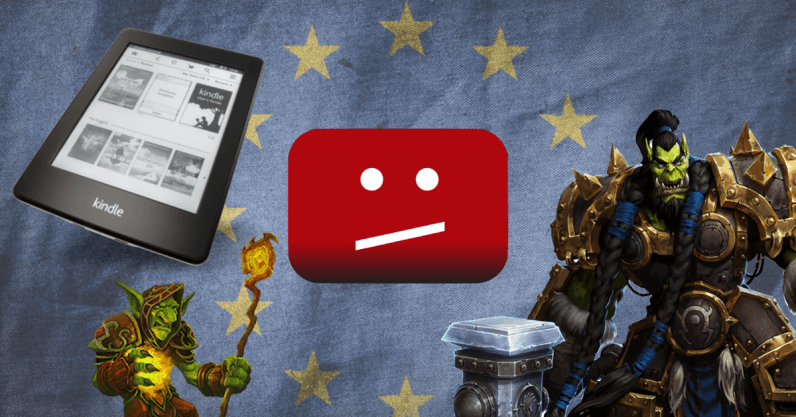 EU's new anti-geoblocking law doesn't apply to online games, ebooks, and more fun stuff