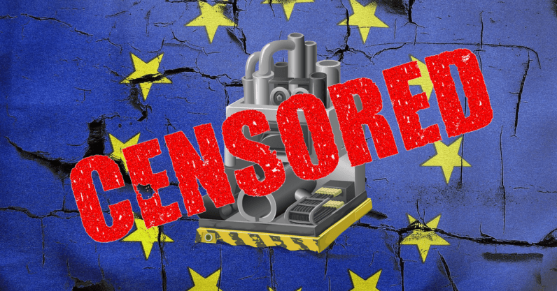 EU's new copyright law will effectively create censorship machines